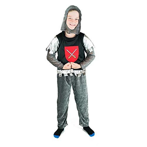 Bodysock® Ritter Kostüm für Kinder (4-6 Jahre)