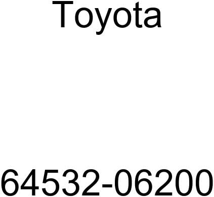 Toyota 64532-06200 Bar Great interest Torsion Direct stock discount