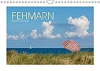 FEHMARN - Magische Momente (Wandkalender 2022 DIN A4 quer): Magische Momente der Natur auf Fehmarn (Monatskalender, 14 Seiten )