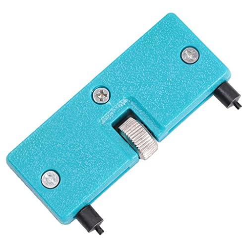 UOEIDOSB 1 Pieza de Reloj, Caja Trasera, abridor, Llave de Tornillo, Kit de Herramientas de reparación, Dispositivo para Quitar la Tapa de la batería