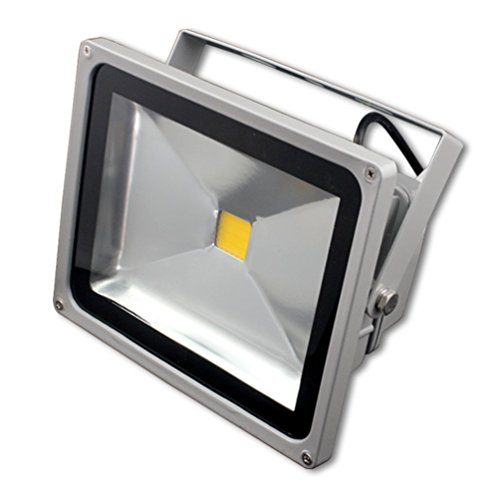 Preisvergleich Produktbild Liroyal 30W WARMWEISS - LED Flutlicht Fluter Strahler Scheinwerfer Licht objektbeleuchtung SMD IP65