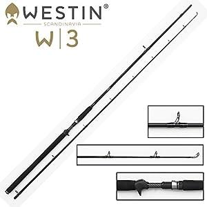 Westin W3 PowerCast T Baitcasting Rod