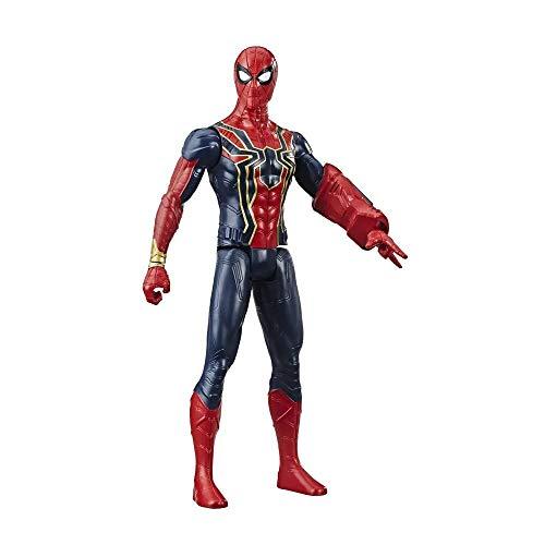 Boneco Iron Spider 30 Cm Avengers Vingadores E3844 - Hasbro