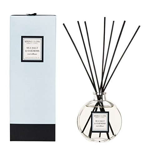 Stoneglow Reed Diffuser Modern Classics Sea Salt and Oakmoss 150ml