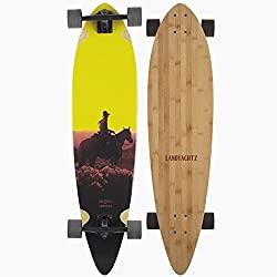 Landyachtz Bamboo Chief Sunset Kid