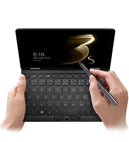 One Netbook OneMix 3S 2 in1 Tablet PC - Windows 10 Mini Portatili con IPS 2560 * 1600 Touchscreen da 8,4 pollici, Intel Core M3-8100Y, 16GB RAM, 512 GB PCIe SSD, 204 * 129 * 14.9mm, 650g