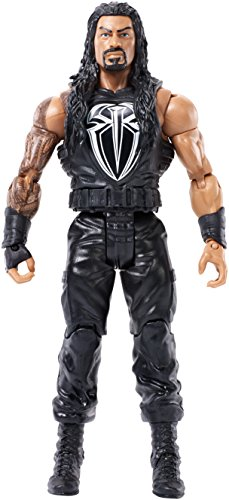 Figur WWE Roman Reigns Basic Serie 2016