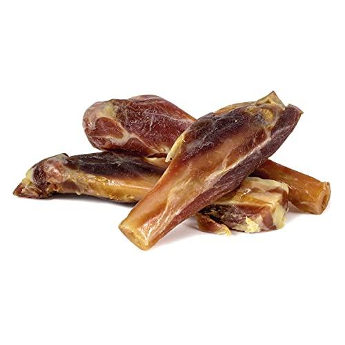 Arquivet - Pack 36 huesitos de jamón Serrano 3 Unidades 100% Natural - Snacks Naturales para Perros de Todas Las Razas - Premios, recompensas, chuches para Perros - Hueso masticable para Perros