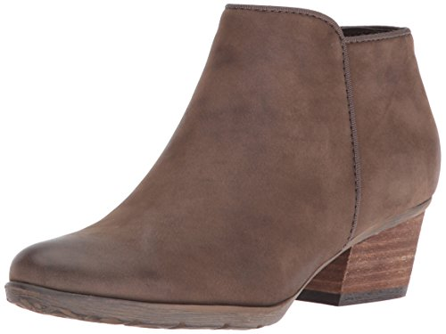 Blondo Women's Villa Waterproof Ankle Bootie, Taupe, 9 M US