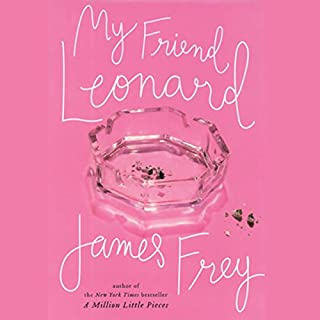 My Friend Leonard audiobook cover art