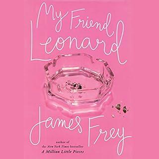 My Friend Leonard audiobook cover art