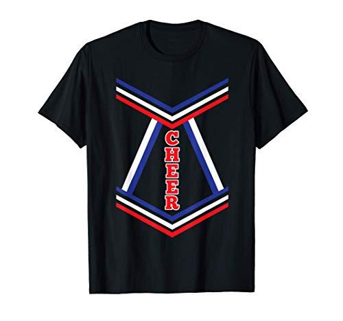 Cheer Leader Shirts Uniform Tees Dance Sport Men Women Gifts T-Shirt
