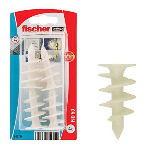 fischer 50 mm Bianco