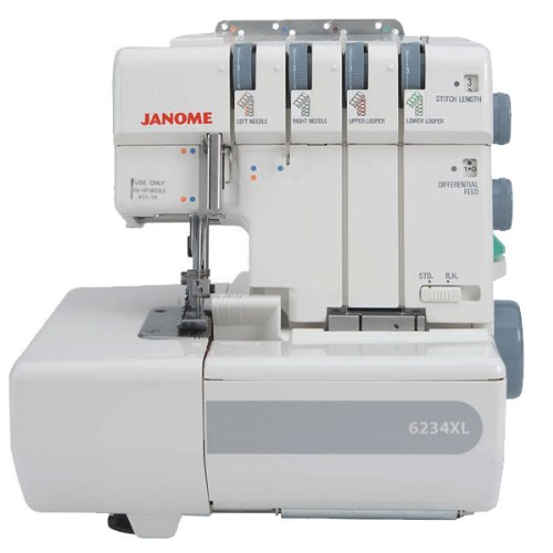 Janome 6234XL Overl
