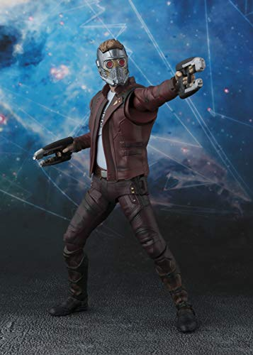 Bandai Tamashii Nations Guardians of The Galaxy Vol 2 Star Lord and Explosion Actionfigur