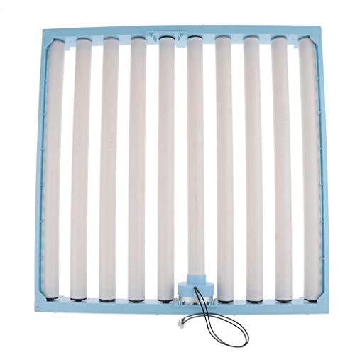 FLAMEER Bandeja Automática De Plástico para Volteador De