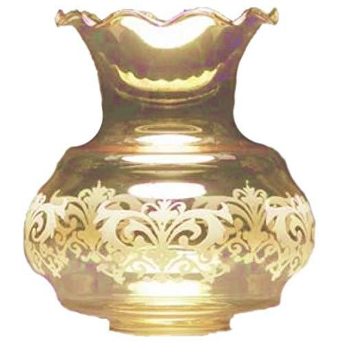 LB Tulipa de Cristal señorita ÁMBAR 14.5x12cm 529576B