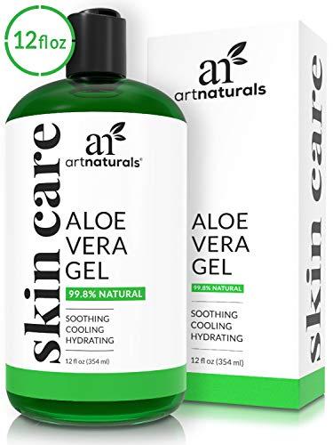 ArtNaturals Gel orgánico de aloe vera