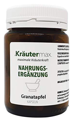 Granatapfel-Extrakt 800 mg Kapseln 1 x 60 Stück Punica Granatum Hochdosiert