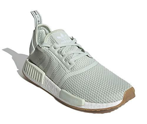 adidas Herren NMD_R1 Sneaker Grün, 42 2/3