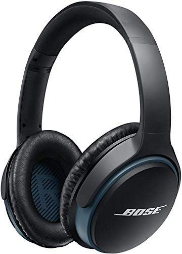 Bose SoundLink Cuffie Around-Ear II Wireless, Nero