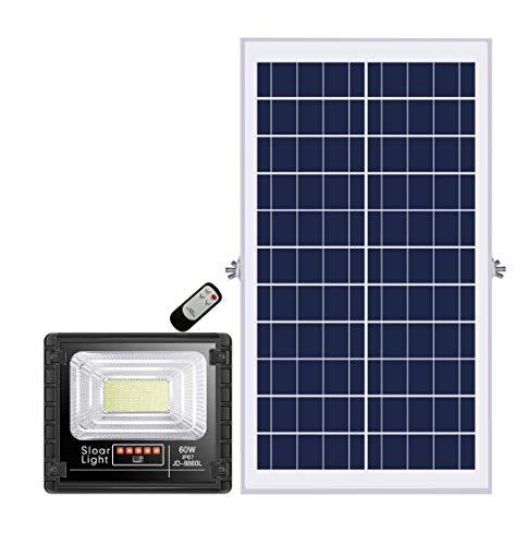 10W, 25W, 40W, 60W, 100W, 200W, 200W kühle weiße Solar-LED extraflache Flutlicht wasserdichte Wahl (IP65) - 60W / 2520Lms