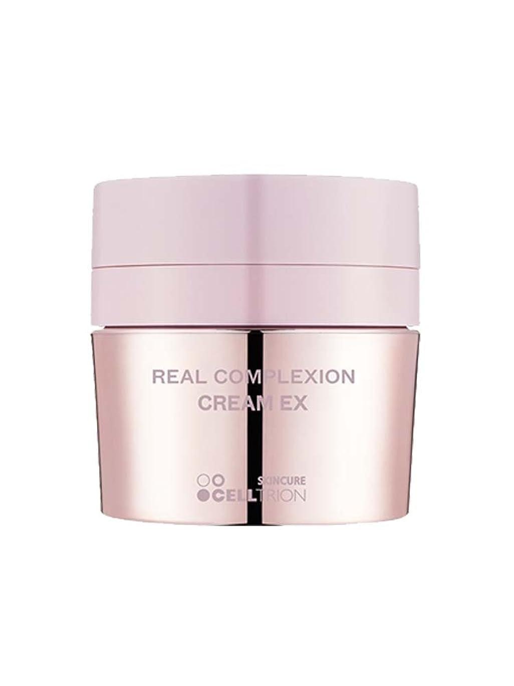 スロープ裏切る慣らすHANSKIN Real Complexion cream EX 50ml/ハンスキン リアル コンプレクション クリーム EX 50ml [並行輸入品]
