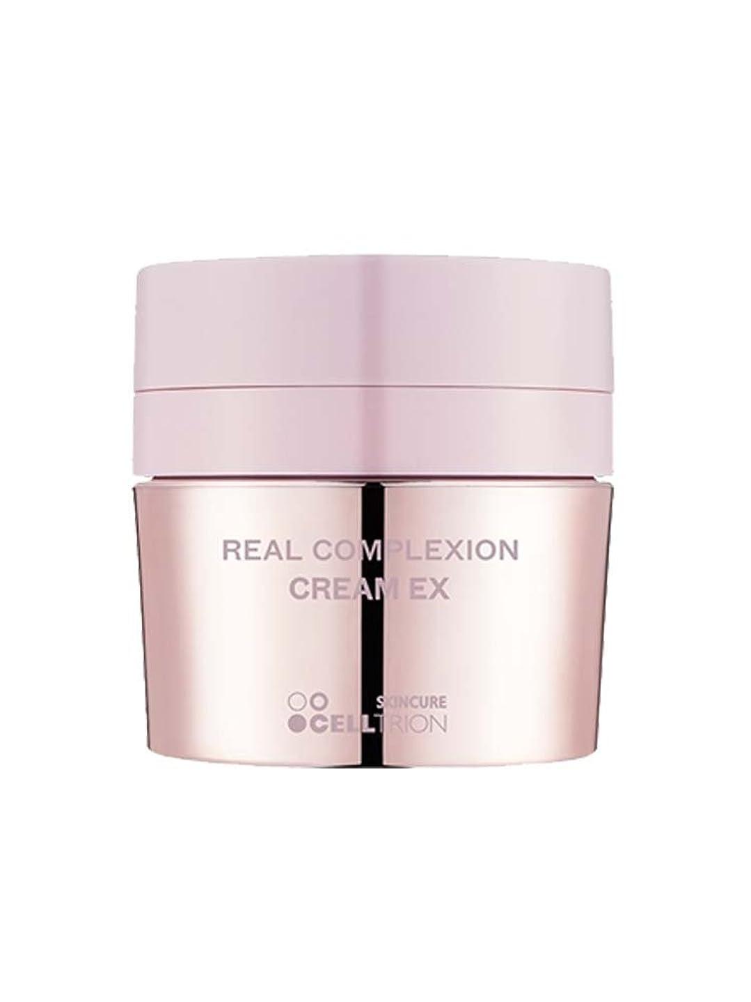 ネストシャイニング寝室HANSKIN Real Complexion cream EX 50ml/ハンスキン リアル コンプレクション クリーム EX 50ml [並行輸入品]