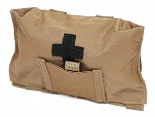LBX TACTICAL Med Kit Blow-Out Pouch Coyote Brown