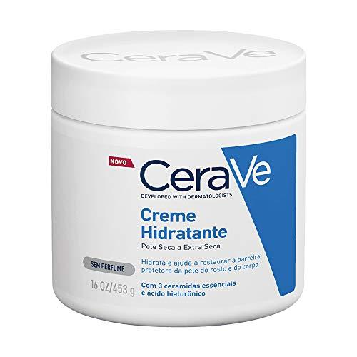 CeraVe Feuchtigkeitscreme für Gesicht und Körper (1x 454 g)