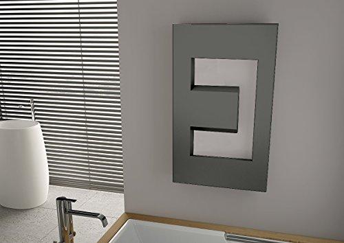 Radiador Irsap Dedalo gris medio 900 x 498 mm DEDP049B4D00003