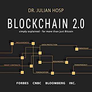 Blockchain 2.0 Simply Explained: Far More Than Just Bitcoin audiobook cover art