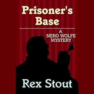 Prisoner's Base audiobook cover art