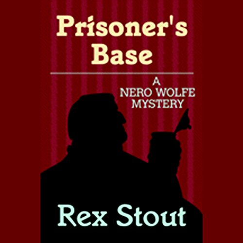 Prisoner's Base audiobook cover art