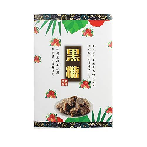雅華旬菜 黒糖小箱 6個入×4箱 イソップ製菓 熊本産小麦粉使用カステラ生地で黒糖製あんを手巻きにした郷土菓子 ギフト 贈答用