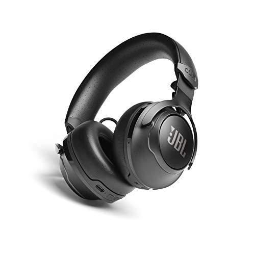 JBL CLUB 700 - Premium Wireless Over-Ear Headphones with Hi-Res Sound Quality - Black