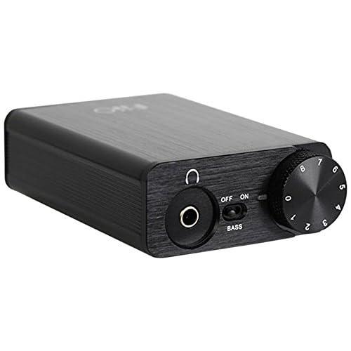 Fiio E10K–Amplificatore per auricolari, colore: nero