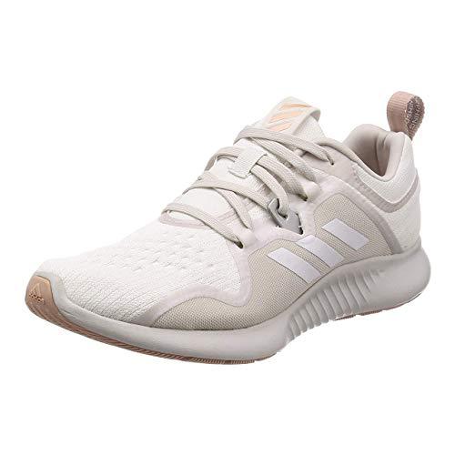 adidas Damen Edgebounce Fitnessschuhe, Weiß (Ftwbla/Griuno/Percen 000), 40 EU