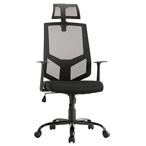 SMUGDESK Ergonomic Office Chair Lumbar Support Mesh Office Chair High Back Office Chair Desk Chair Task Chair