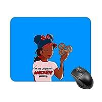 NANAGOTEN ディズニーランド くまのビスケット 大型マウスパッド滑り止めマウスパッドポータブルマウスパッドラップトップマウスパッドゲームオフィスに最適 洗える 滑り止め 高級感 耐久性が良い 自宅用 25x30cm