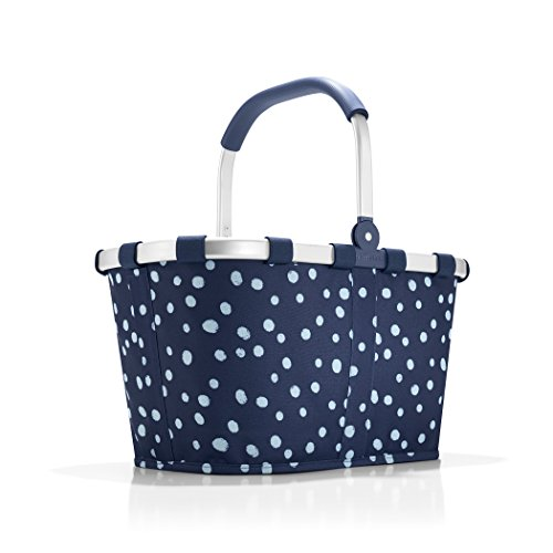 reisenthel carrybag spots navy Maße: 48 x 29 x 28 cm/Volumen: 22 l
