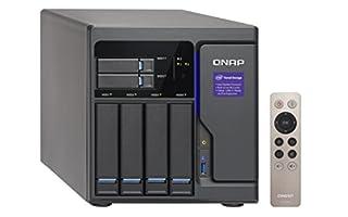 QNAP TVS-682-i3-8G-US 6 Bay NAS/iSCSI IP-SAN, Intel Skylake Core i3-6100 3.7 GHz Dual core (B01GF7WKEK) | Amazon price tracker / tracking, Amazon price history charts, Amazon price watches, Amazon price drop alerts