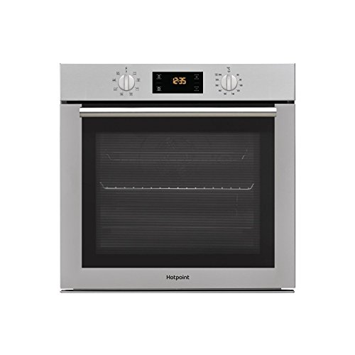 Hotpoint SA4544HIX 8 Function Electric Built-in Single Oven -...