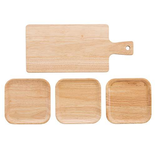 木製 カッティングボードセット 503 540-503