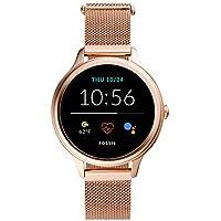Fossil Womens Gen 5E 42mm Stainless Steel Touch Smartwatch Deals