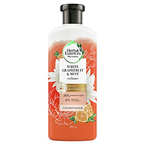 Herbal Essences Bio:Renew Whitegrapefruit & Mint Volumising Conditioner For Fine Hair 400ml