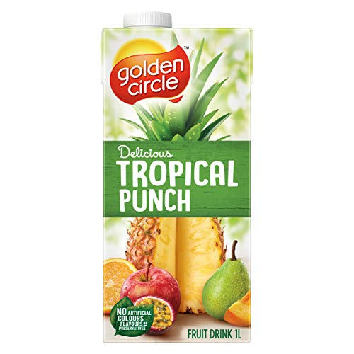 Golden Circle Tropical Punch Fruit Drink, 1L (P6307/F)
