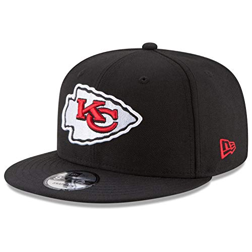 New Era 9Fifty Snapback Cap - Team Kansas City Chiefs