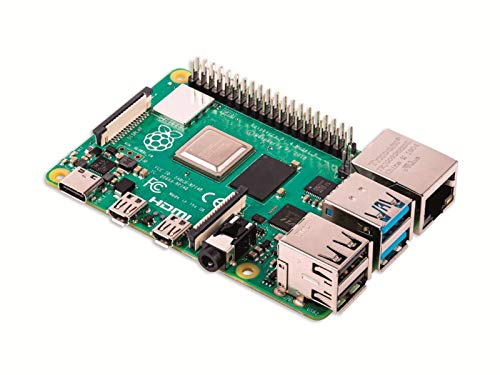 Raspberry Pi Ersatzteil Pi 4 Model B 8GB Single-Board Computer, W125768684 (Single-Board Computer)