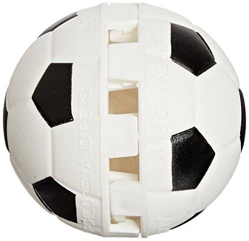 Sof Sole Sneaker Balls Shoe, Gym Bag, and Locker Deodorizer, 1 Pair, Soccer